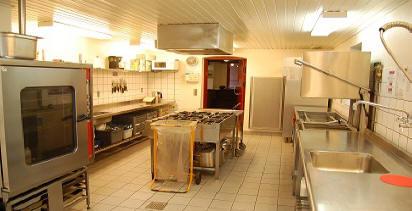 Gjessø Forsamlingshus Køkken