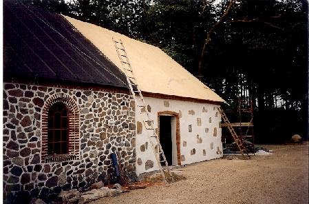 Gjessø Forsamlingshus tilbygning